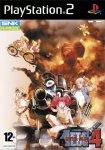 Carátula de Metal Slug 4 para PlayStation 2