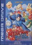 Carátula de Mega Man: The Wily Wars para Mega Drive