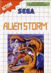 Carátula de Alien Storm para Master System