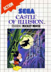 Carátula de Castle of Illusion Starring Mickey Mouse para Master System