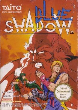 Carátula de Blue Shadow para NES
