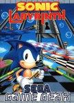 Carátula de Sonic Labyrinth para Game Gear