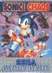 Carátula de Sonic Chaos para Game Gear