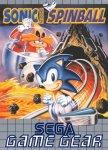 Carátula de Sonic Spinball para Game Gear