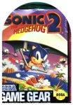 Carátula de Sonic the Hedgehog 2 para Game Gear