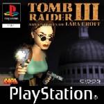 Carátula de Tomb Raider III: Adventures of Lara Croft para PSOne
