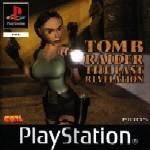 Carátula de Tomb Raider: The Last Revelation para PSOne