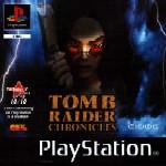 Carátula de Tomb Raider Chronicles para PSOne