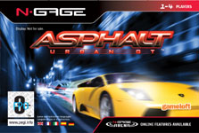 Car�tula de Asphalt: Urban GT para N-Gage Old