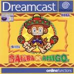 Carátula de Samba de Amigo