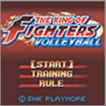 Carátula de The King of Fighters Volleyball para Móviles