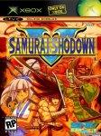 Car�tula de Samurai Shodown V para Xbox