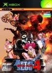Carátula de Metal Slug 4 para Xbox Classic