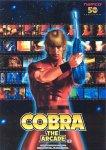 Carátula de Cobra The Arcade para Arcade