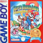 Carátula de Super Mario Land 2: 6 Golden Coins