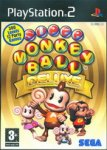 Carátula de Super Monkey Ball Deluxe para PlayStation 2