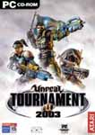 Carátula de Unreal Tournament 2003 para PC