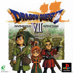Carátula de Dragon Quest VII para PSOne