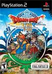 Carátula o portada EEUU del juego Dragon Quest: El periplo del rey maldito para PlayStation 2