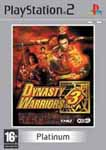Carátula de Dynasty Warriors 3