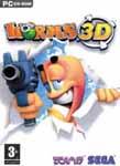 Carátula de Worms 3D