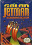 Carátula de Solar Jetman para NES