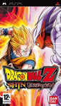 Carátula de Dragon Ball Z: Shin Budokai