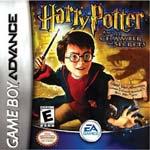Carátula de Harry Potter y la Cámara Secreta para Game Boy Advance