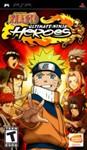 Carátula de Naruto: Ultimate Ninja Heroes