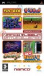 Carátula de Namco Museum: Battle Collection para PlayStation Portable