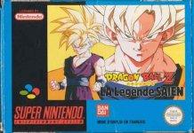 Carátula de Dragon Ball Z: La Legende Saien