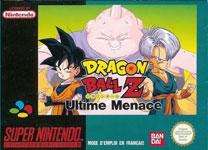 Carátula de Dragon Ball Z: Ultime Menace