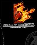 Carátula o portada Logo Oficial del juego Front Mission 5: Scars of the War para PlayStation 2