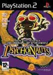 Carátula de Psychonauts para PlayStation 2