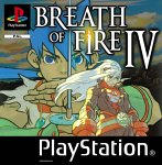 Carátula de Breath of Fire IV para PSOne
