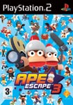 Carátula de Ape Escape 3 para PlayStation 2