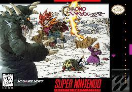 Carátula de Chrono Trigger