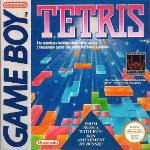 Carátula de Tetris para Game Boy