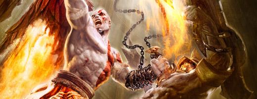 La pasión de Kratos