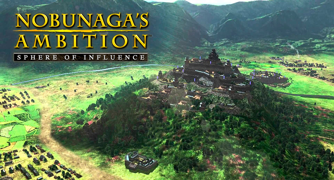 Nobunaga's Ambition: Sphere of Ambition - Ascension