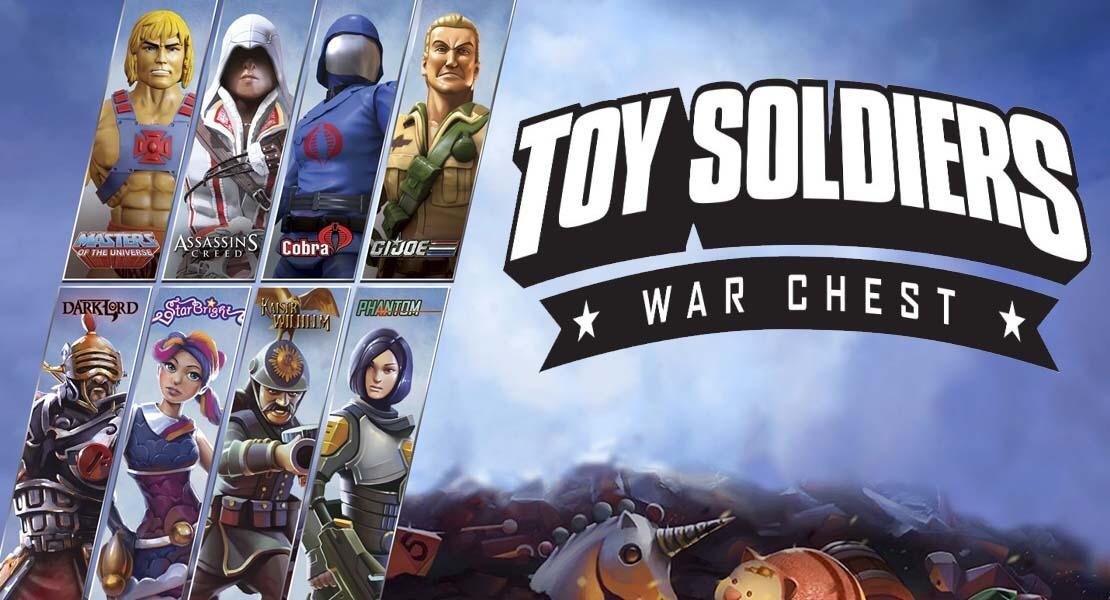 La guerra de los juguetes ataca de nuevo