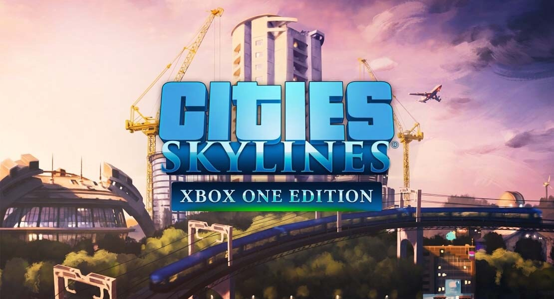 Cities: Skylines-Xbox One Edition