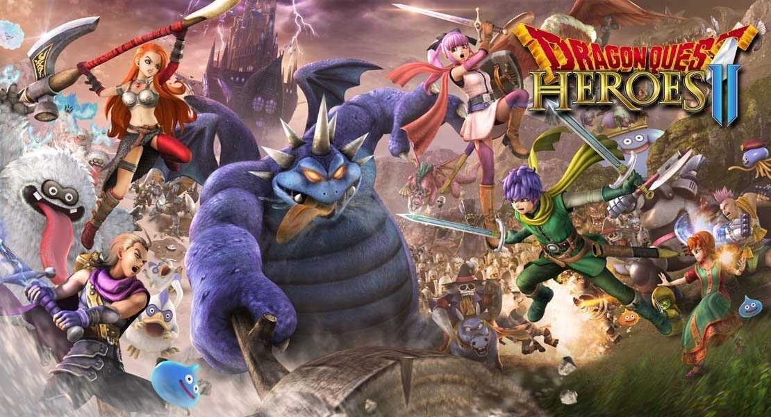 Dragon Quest: Heroes II