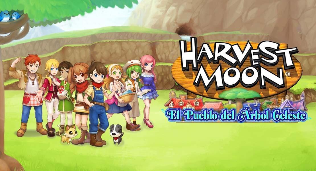 Harvest Moon: El Pueblo del ??rbol Celeste