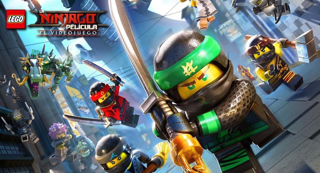 Ninjas de piezas