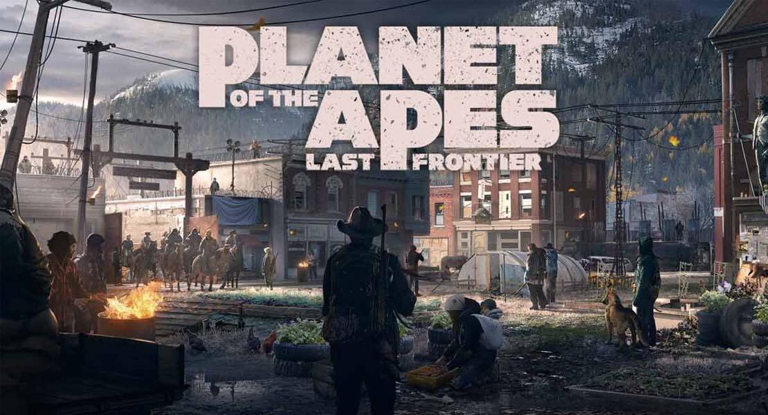 El planeta de los simios: La última frontera