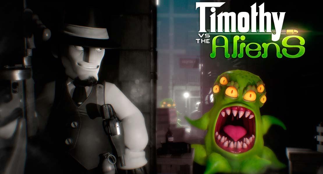 Timothy vs The Aliens