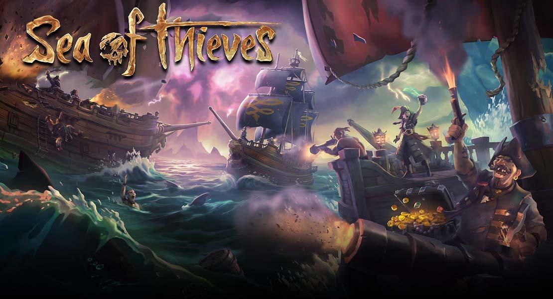 Unos piratas la mar de salados