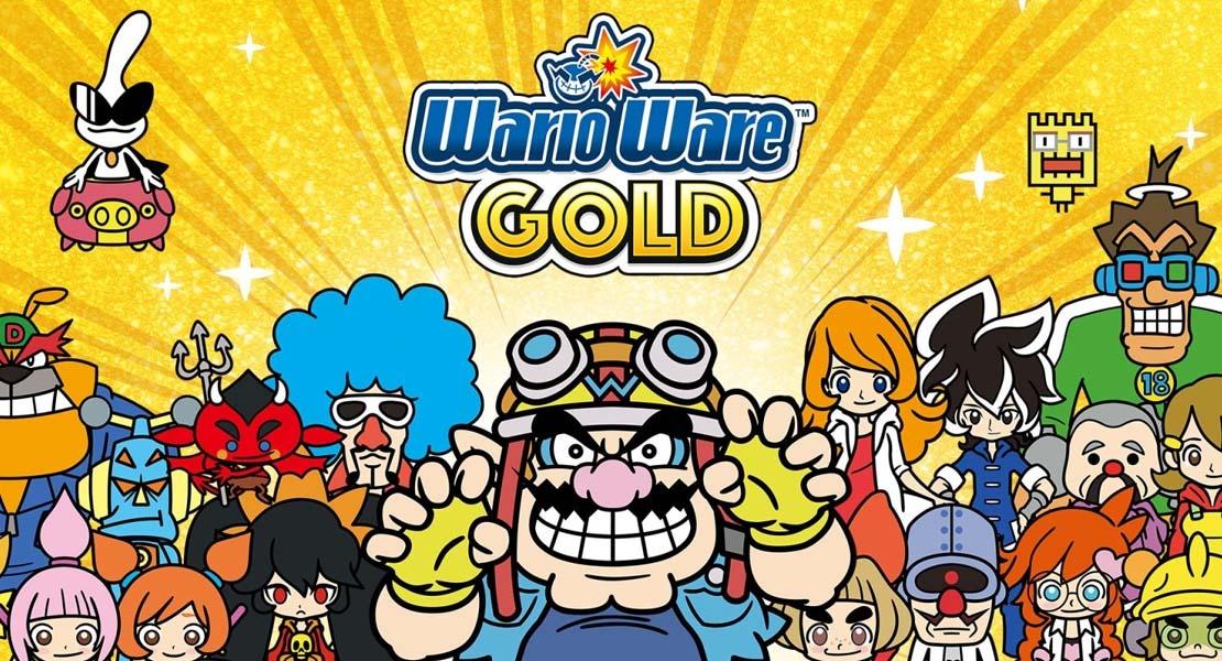 La fiebre del oro llega a Nintendo 3DS