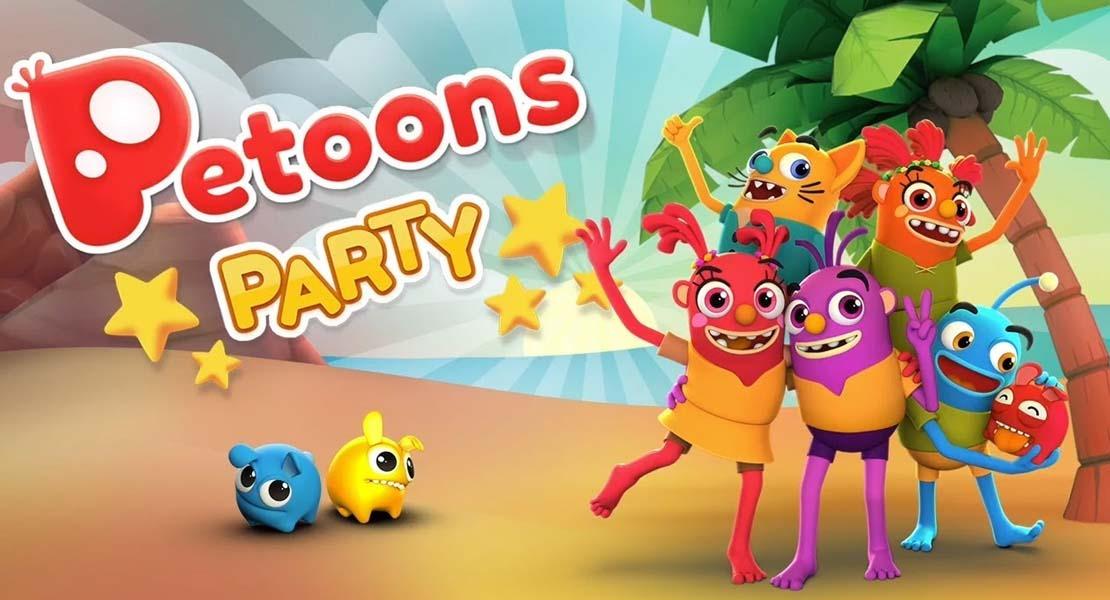La fiesta de los minijuegos